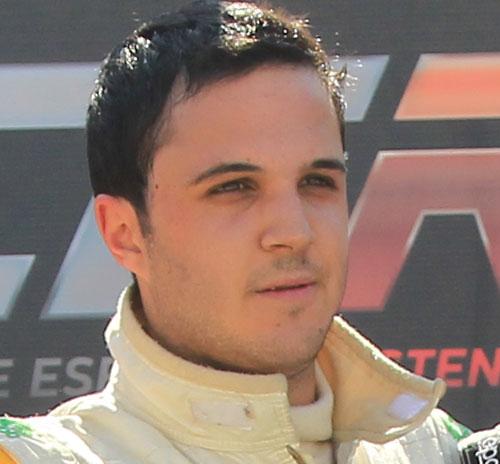 Pedro Luis Castañon López - Temporada 2012