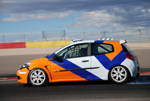 Renault Clio Cup Alquiler
