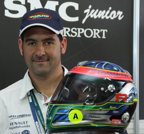 Francisco Palomino Temporada 2012