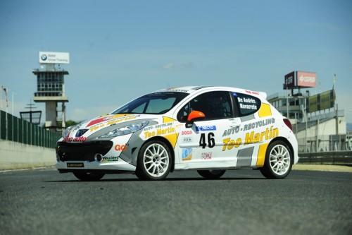 Peugeot 207 Challenge Alquiler