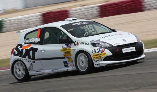 Marta Suria - Renault Clio Cup España